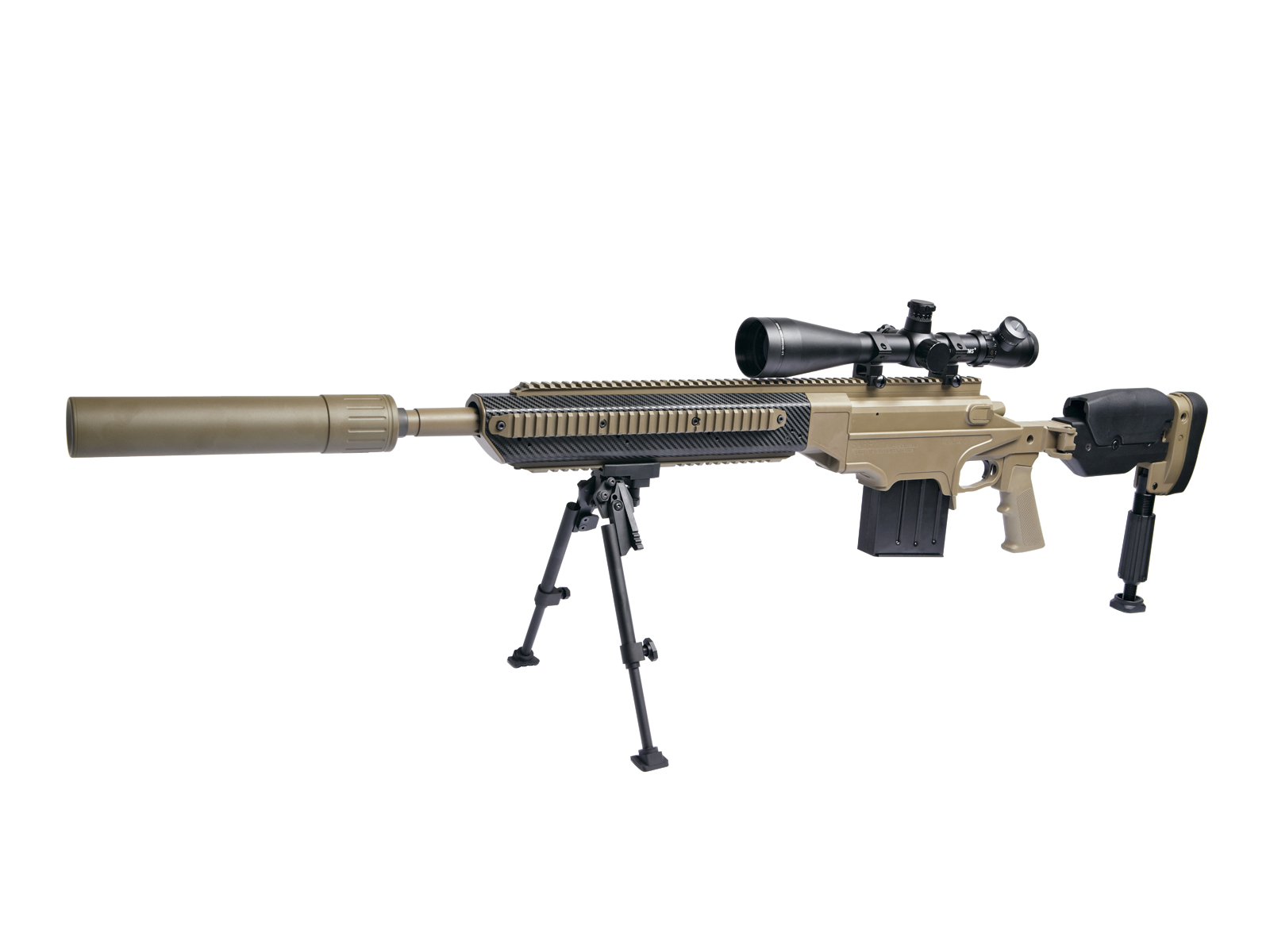 ASG ASW338LM Sniper Rifle by VFC