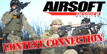 Airsoft Insider Contest Connection