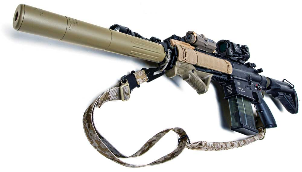 Review: PTS AAC Scar-H SD 7.62 Mock Silencer
