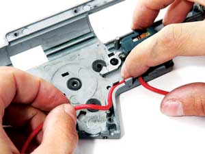 How To: Replace a V2 (Version 2) Wiring Harness Airsoft Aug Gearbox Wiring Diagram on