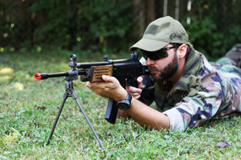 Review: ICS Galil ARM ICS-91