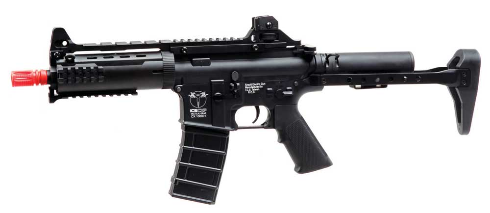 Review: ICS CXP .08 Concept Rifle Sportline